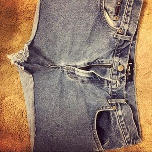 Denim vintage L.e.i. Shorts